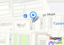 Компания «Минимаркет №1» на карте
