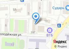 Компания «Модуль-К» на карте