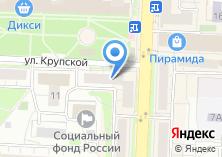 Компания «Скупка №1» на карте