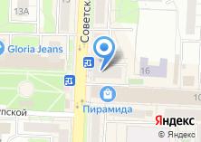 Компания «Wella-Театр» на карте