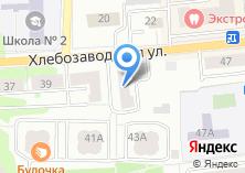 Компания «Магазин УЮТ» на карте