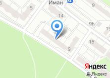 Компания «Детская школа искусств №1 им. Г.В. Свиридова» на карте