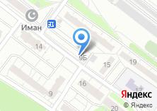 Компания «Автостоянка на Первомайской» на карте