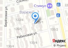 Компания «Варежки» на карте