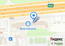 Компания «Яатлет.рф» на карте