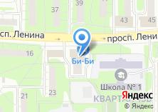 Компания «Скобяной Дом» на карте