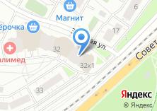 Компания «IQkid» на карте