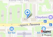Компания «Дисконт Игрушка» на карте