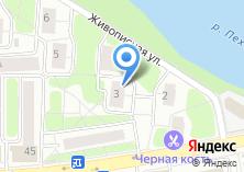 Компания «Нотариус Тимонин М.А.» на карте