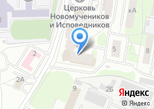 Компания «Единый расчетный центр» на карте
