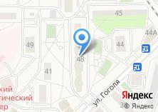 Компания «Тругор» на карте