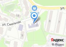 Компания «Пионерия» на карте