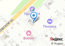 Компания «Ламиера» на карте