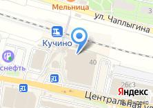 Компания «Мерси» на карте