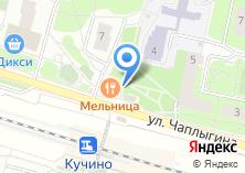 Компания «Манюня» на карте