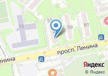 Компания «ЗдравСити» на карте