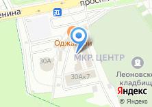 Компания «Евродон» на карте