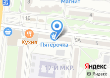 Компания «Balhotel» на карте