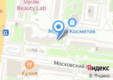 Компания «ДентаМед» на карте