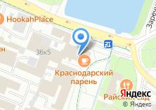 Компания «Цифровая фантазия» на карте