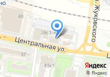 Компания «Гаятри» на карте