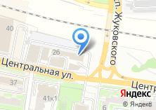 Компания «Автошкола водительского мастерства» на карте