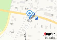 Компания «Эдна» на карте
