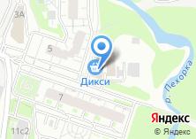 Компания «Фотосалон на Речной» на карте