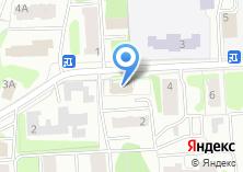 Компания «Бал лимузинов» на карте