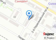 Компания «Щелково-Фетр» на карте