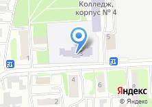 Компания «Специальная (коррекционная) общеобразовательная школа» на карте