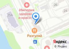 Компания «ПозитиFF» на карте