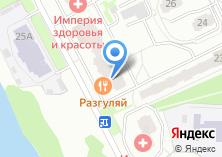 Компания «Шаке» на карте