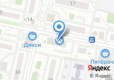 Компания «Кредит Маркет» на карте
