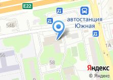 Компания «Салон мужской одежды» на карте
