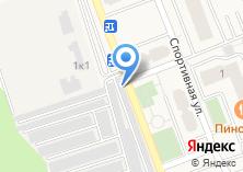 Компания «Потребительский гаражно-строительный кооператив №27» на карте