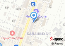 Компания «Белорусские костюмы» на карте