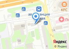 Компания «Крепкое дело» на карте