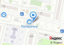 Компания «Драфф» на карте