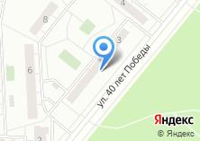 Компания «Град + Сервис» на карте
