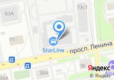 Компания «Контракт Техно» на карте