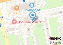 Компания «На Энтузиастов» на карте