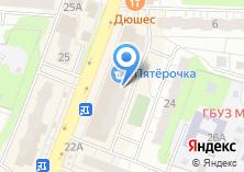 Компания «Торговая компания тистройпром» на карте