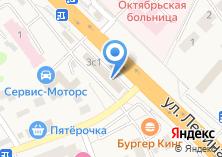 Компания «Строящееся административное здание по ул. Ленина (Октябрьский)» на карте