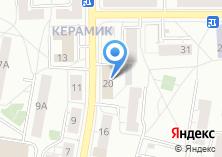 Компания «Управление МВД России по г. Железнодорожный» на карте