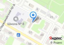Компания «ДЮСШ Щелковского муниципального района» на карте