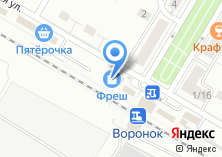 Компания «Салон штор на ул. Пушкина» на карте