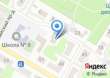 Компания «Щелковские бани» на карте
