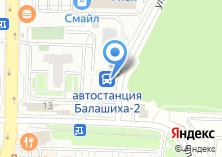 Компания «Балашиха-2» на карте