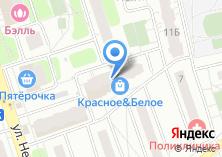 Компания «Строящийся жилой дом по ул. Некрасова (г. Балашиха)» на карте